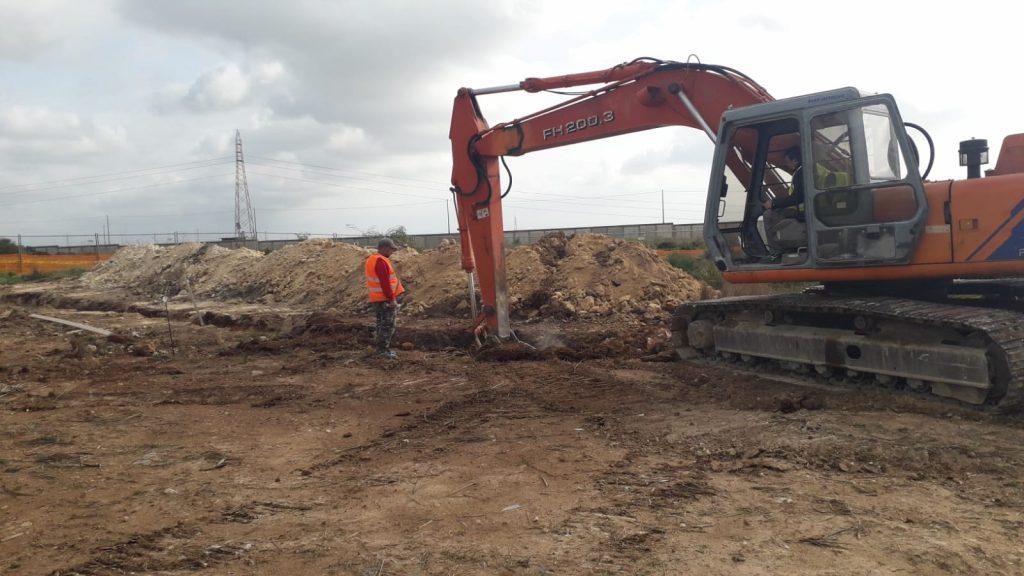 Monitoraggio continuo dei cantieri in corso di realizzazione